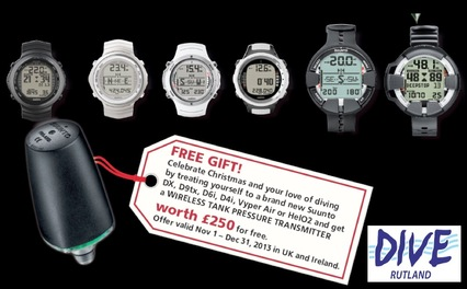 Suunto Free Transmitter Offer