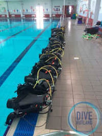 Dive Rutland Discover Diving Session Preparation