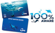 Dive Rutland 100% Project Aware